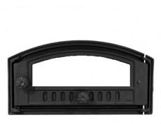 Дверца хлебной печи, застеклённая 131 НТТ