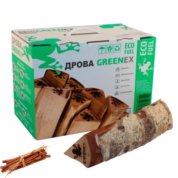 Березовые дрова (аромат корицы)