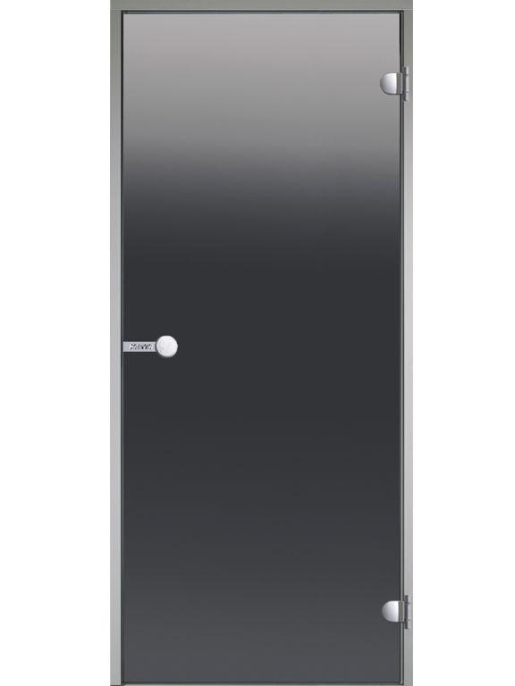 HARVIA Двери стеклянные, сатин (для турецких парных)