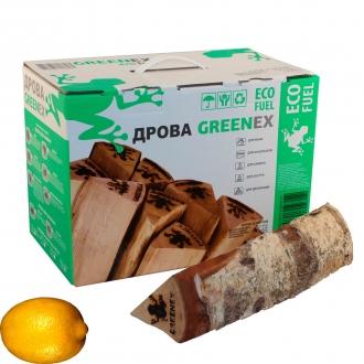 Березовые дрова (аромат лимона)