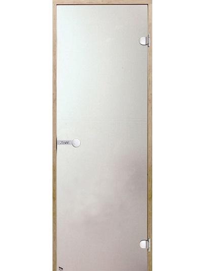 HARVIA Двери стеклянные, сатин для сауны